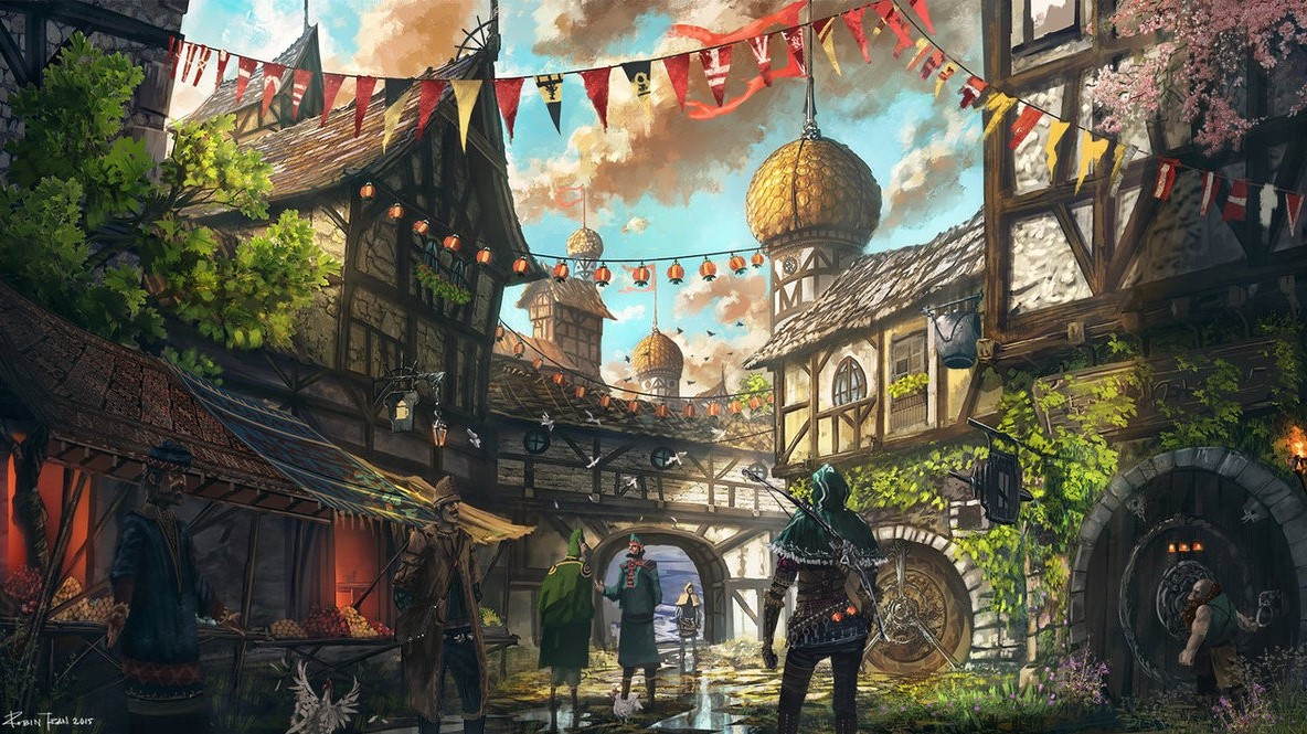La magia en la fantasía medieval